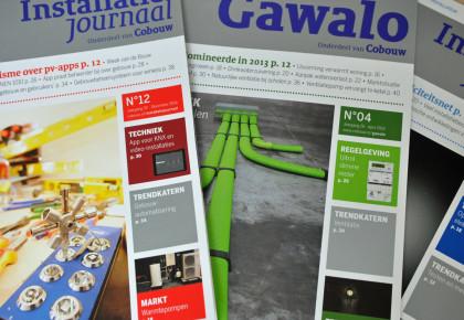 Gawalo en Installatie Journaal